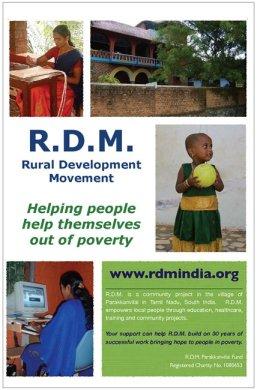 RDM poster